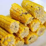 жареная кукуруза
