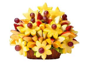 фруктовые букеты съедобные